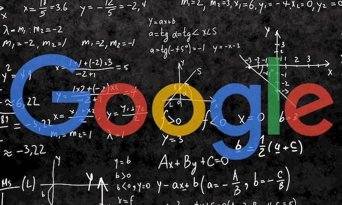 Google Search Algorithem